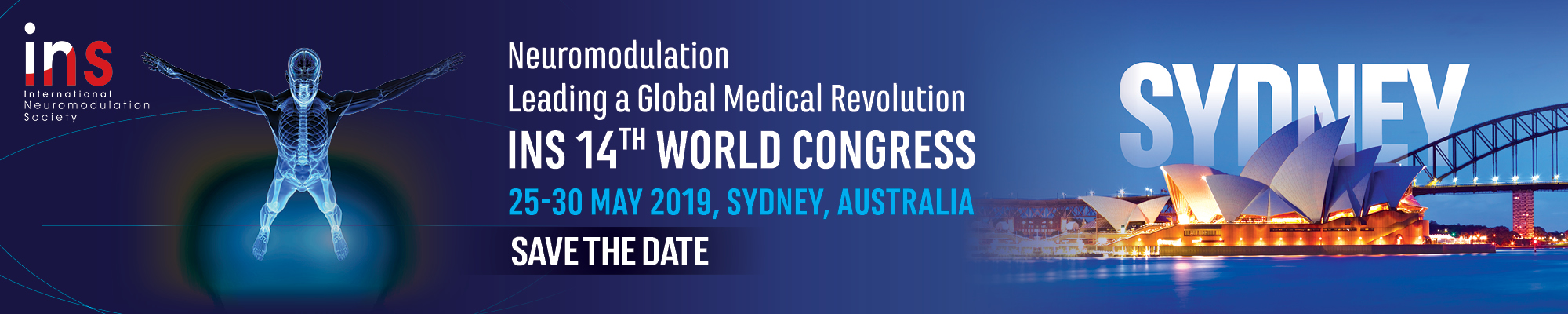 INS 14th World Congress Save the Date Banner